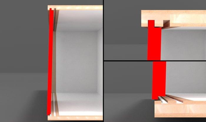 引き違い戸サイズ
