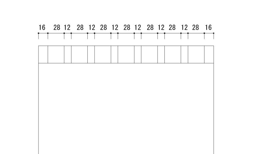 蟻基準線図
